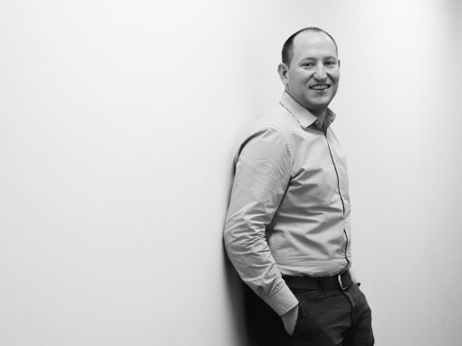 Alex Frew (Audio Visual Technology Group Manager)