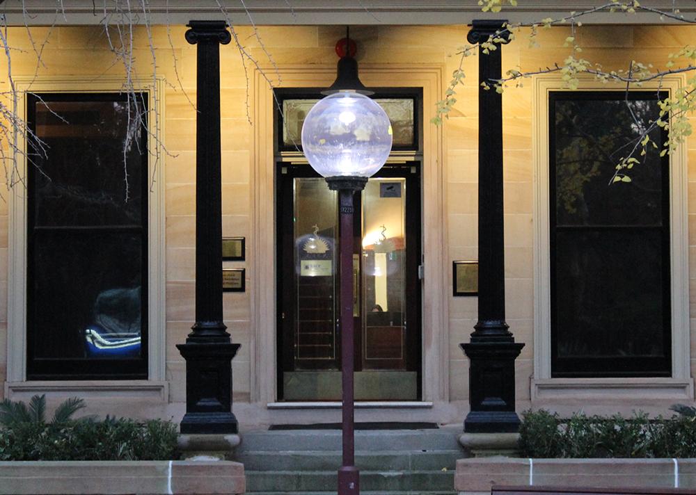 Royal Australian College of Physicians - 145 Macquarie Street, Sydney