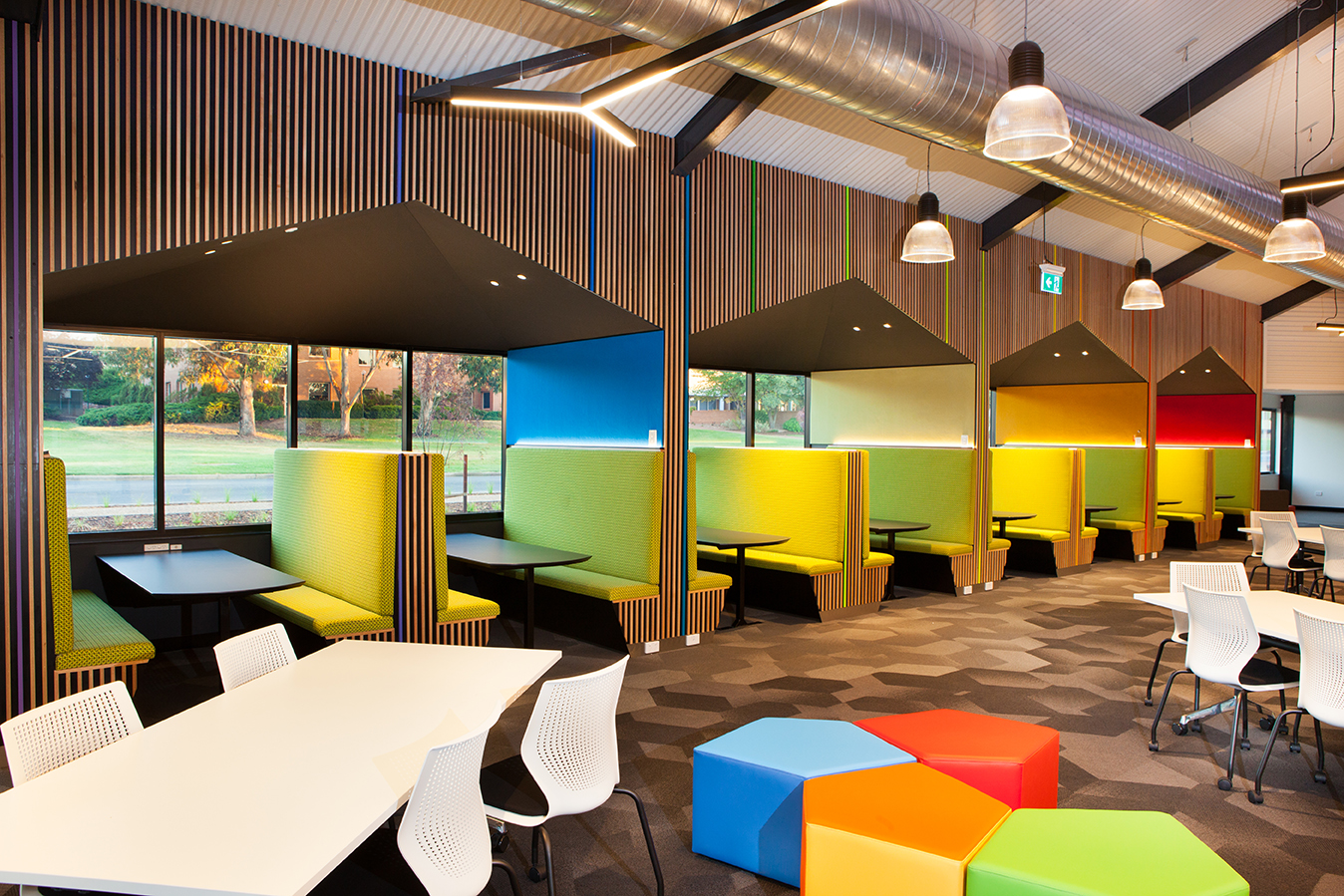 Charles Sturt University Flexible Study Area