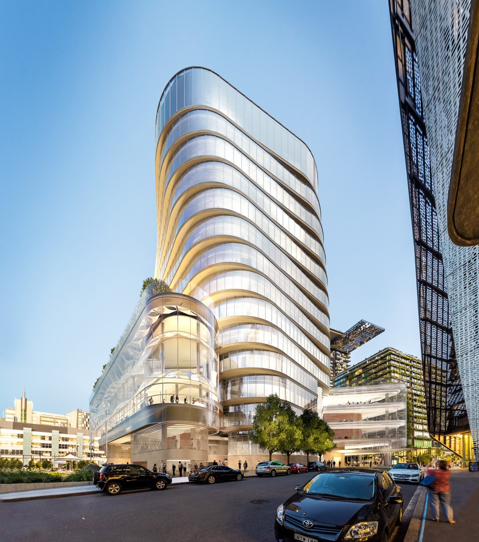 UTS Central $230M expansion and refurbishment project