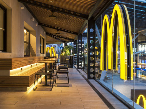 McDonald's, Queen Street Mall, Brisbane