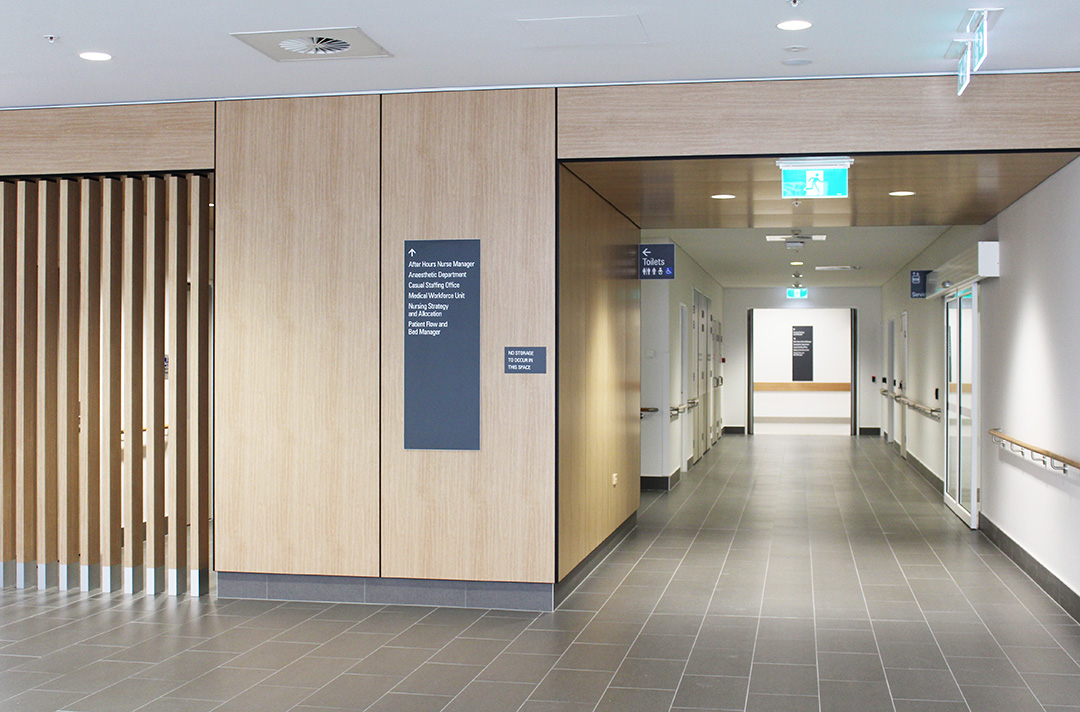 St George Hospital Acute Services Building Amp Redevelopment