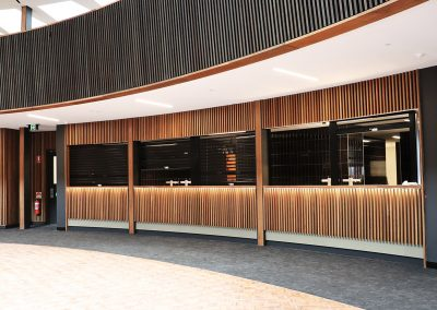 Australian Spotted Gum Bar - The Roundhouse UNSW