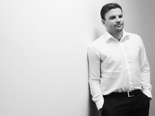 Mathew McGrory (Acoustics Group Manager)