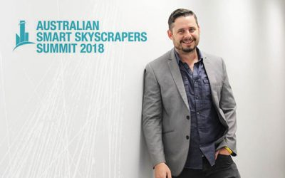Australian Smart Skyscrapers Summit 2018 Panel.