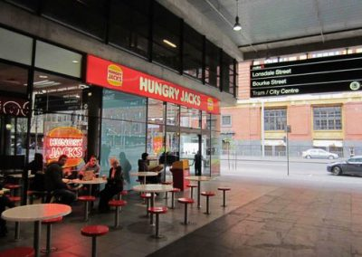 Hungry Jack's Melbourne & Roxburgh Park VIC